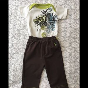 Hurley Matching Sets - Hurley three piece set